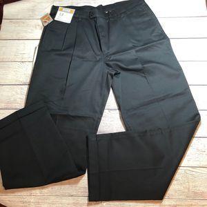 Savane Dark Blue Men's Work Pants 38X34